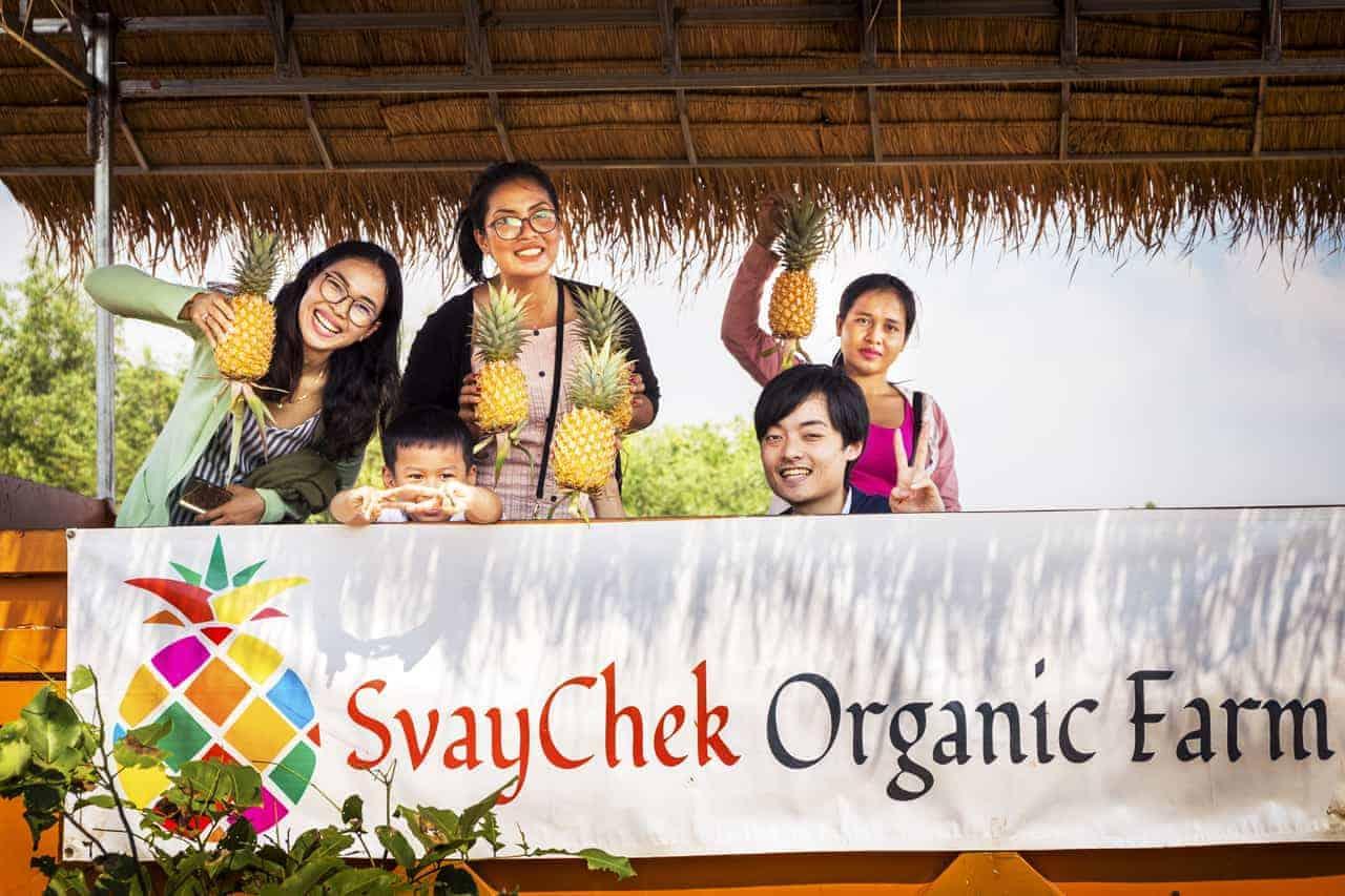 Svay Chek Organic Farm